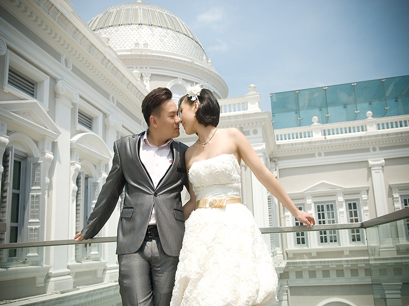 Wedding Photography | Bridal Package in Singapore | Make-up / Hairdo ...